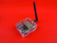 WiFi Smart Car Wireless Video Transmission Module Camera Data Transmission OpenWRT
