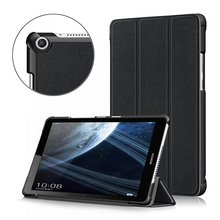Cover for Huawei Mediapad M5 Lite 8.0 Case Smart Folding Stand Cover for Huawei Pad Honor 5 8 Case JDN2-W09/AL00 Tablet Case slim business retro flip stand cover case for huawei mediapad m5 lite 10 case bah2 w09 bah2 l09 bah2 w19 10 1 tablet shell