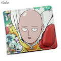 Fiddish Brand One Punch Man /Fairy Tail/Sailor Moon/My Little Pony/Zelda Anime Cosplay Wallet With Card Holder Dollar Price