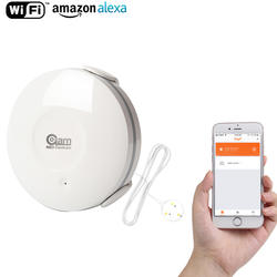 NEO Smart Wi-Fi датчик воды, детектор потока и утечки не требуется дорогой концентратор, простая подключи и играй
