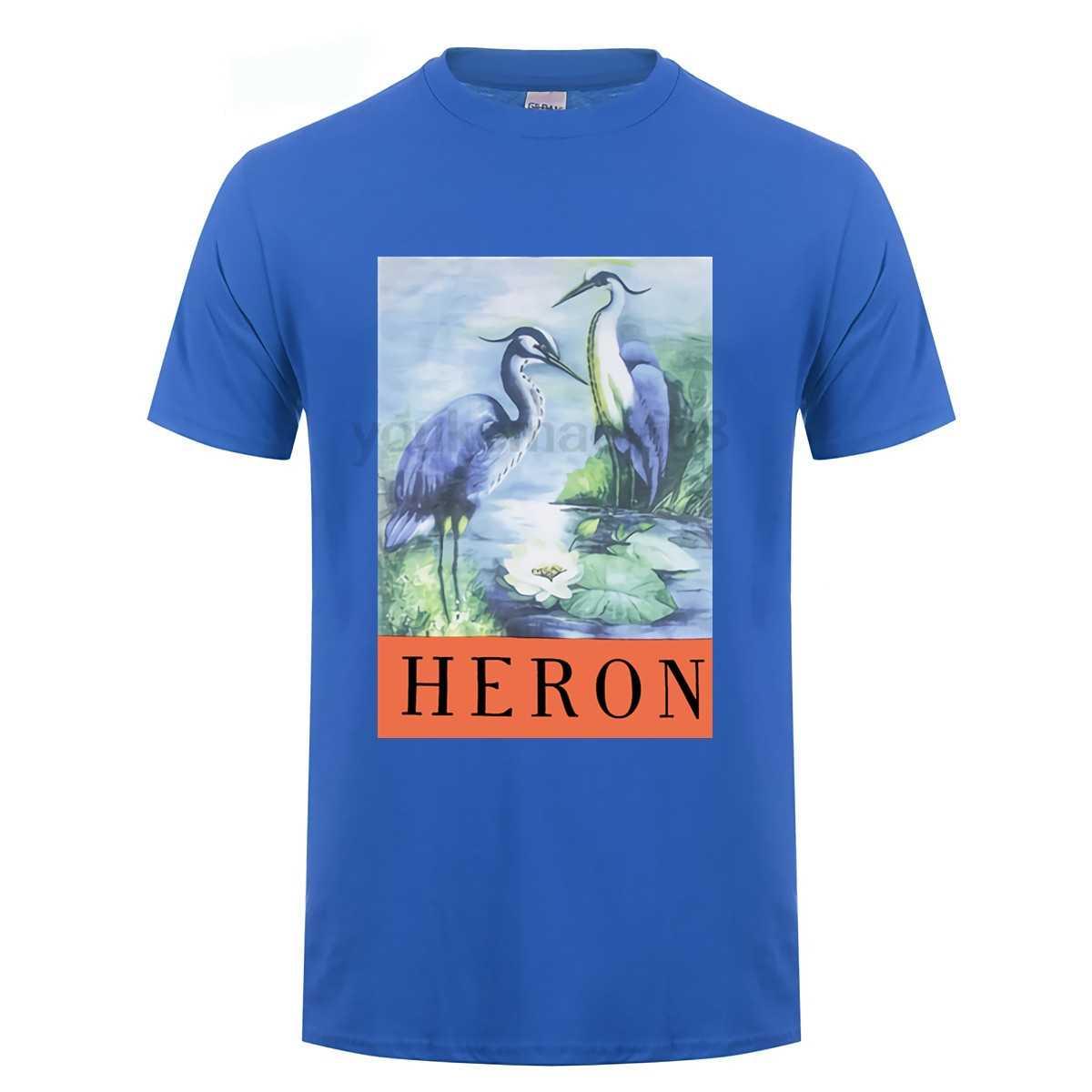 Miglior 1 1 Versione HERON PRESTON enclusion Estate Stampato Donna Uomo футболки хип-хоп Уличная одежда Uomo