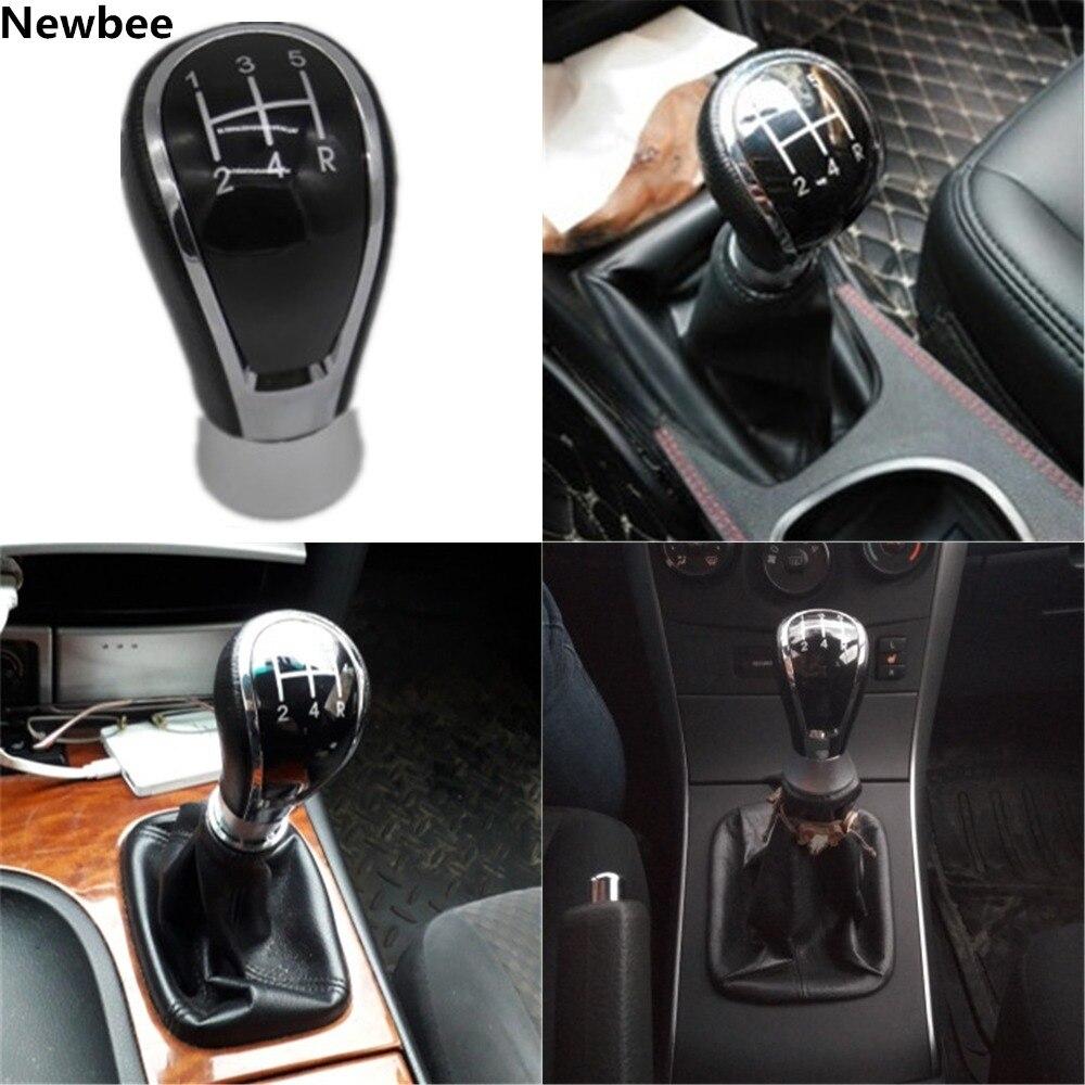 Gear Shift Knob Head,5 Speed Car Gear Stick Shift Knob Head