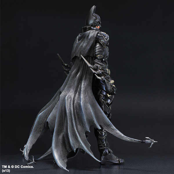 Jogar Arts KAI 01 NO.1 da DC COMICS Batman PVC Action Figure Collectible Modelo Toy 27 cm