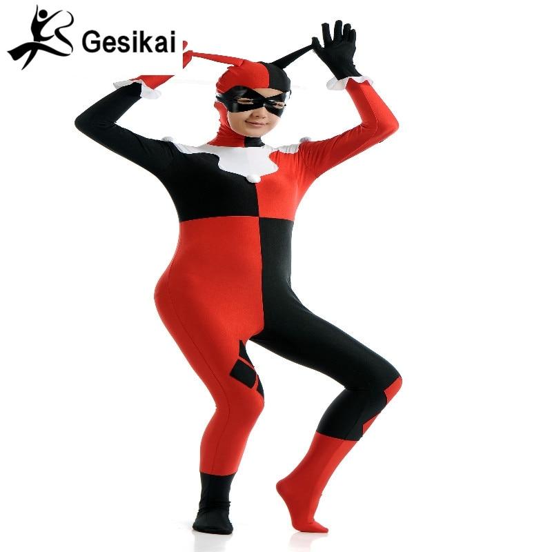 Әйелдердің сиыр қызы Zentai Толық Bodysuit - Костюмдер - фото 2