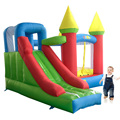 Yard tobogán inflable juguetes inflables castillo inflable al aire libre mini trampolín