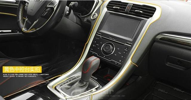 Car Styling Interior Decoration Stickers For Renault Duster Espace 4 ...