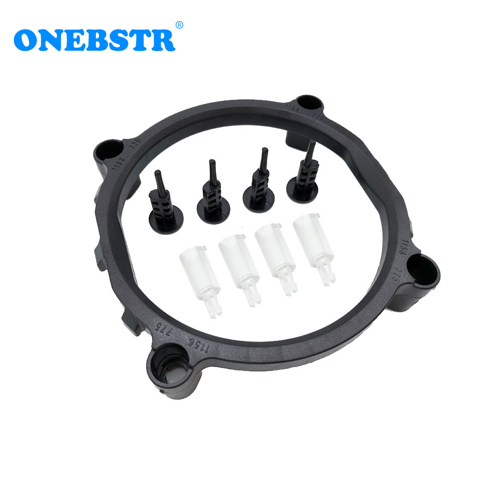 20PCS/LOT Desktop 2 in 1 CPU Cooler Bracket Heatsink Holder Base For LGA 775/1150/1155/1 ...