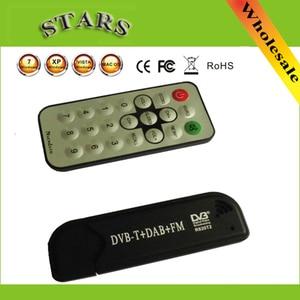Image 1 - USB الذكية التلفزيون عصا dvb t و RTL SDR التلفزيون الرقمي استقبال RTL2832U و R820T2 موالف dvb t + FM + DAB مع هوائي ل الروبوت PC