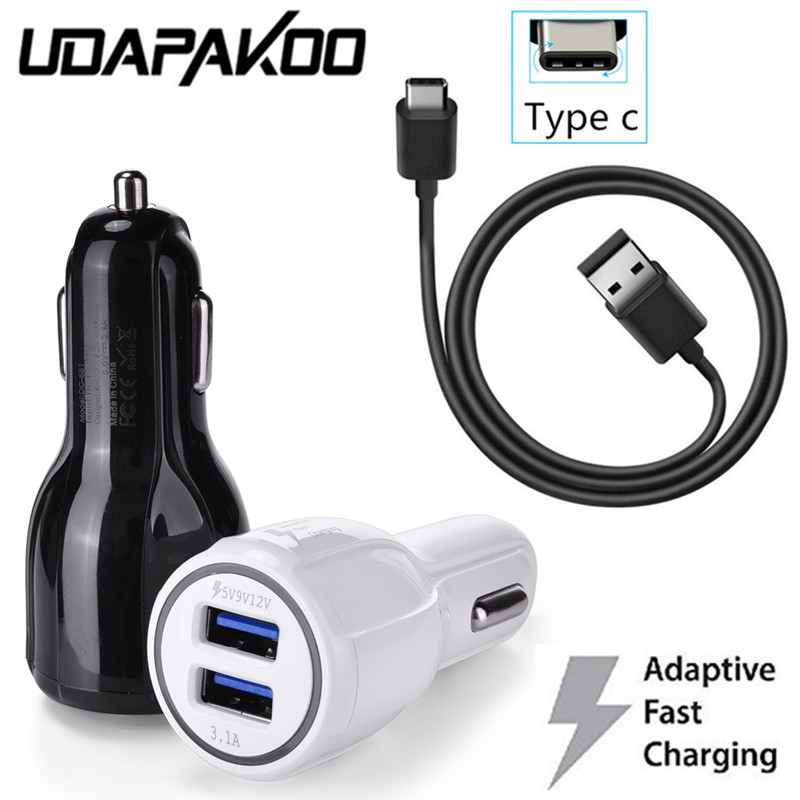 Qc3.0 Usb Port Charger Fast Charge For Iphone For Samung Light Led Eu Plug Wall For Xiaomi Mix3 For Google Pixel 3 Xl For Lg Carefully Selected Materials Car Chargers