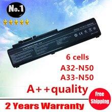Venta al por mayor nueva batería del ordenador portátil para ASUS N50 N50VC N51 N51A N51S n51v, A32-N50 A33-N50 90-NQY1B1000Y 90-NQY1B2000Y