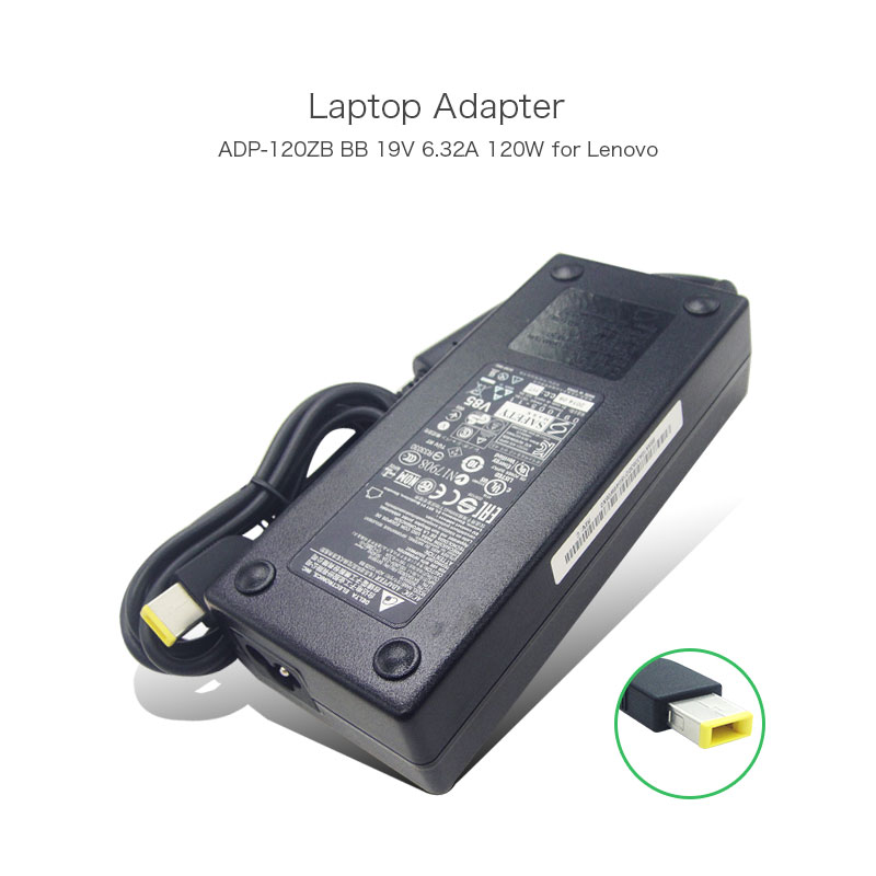 19V 6.32A 120W DELTA Laptop Power Supply for Lenovo 54Y8916 PA-1121-04 PA-1121-04LB ADP-120ZB BB 36200439 USB Charger Adapter asus laptop adapter 19v 6 32a 120w 5 5 2 5 pa 1121 28 ac power charger for asus n750 n500 g50 n53s n55 laptop