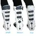 Verstelbare enkel voet orthese ondersteuning voet ondersteuning spalk enkelbrace ondersteuning kind (aanpasbare) flx 0006