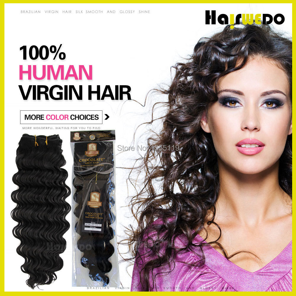 Chocolate Hair 100 7a Unprocessed Brazilian Virgin Hair Weave