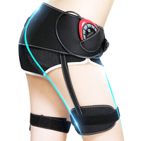 Female EMS Buttocks Toner Bottom Muscle Stimulator Intelligent Firm Hip Leg Waist Lifting Thigh Slimming Belt Relax Rechargeable