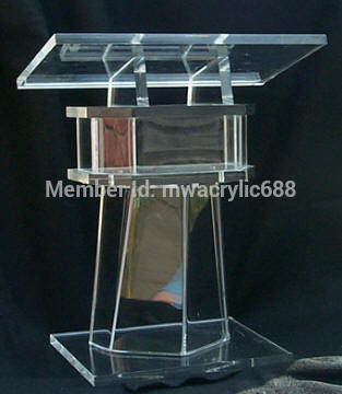 pulpit furnitureFree Shipping Beautiful Easy Cheap Clear Detachable Acrylic Podium Pulpit Lecternacrylic pulpit