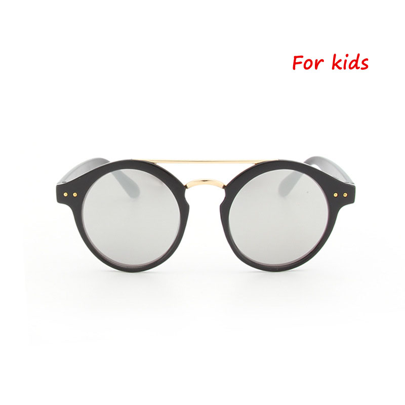 Boy's Sunglasses Zxtree Kids Sunglasses Frame Child Boy/girls Retro Round Cute Glasses Frame Out Door Glasses Harry Potter Glasses Without Z24