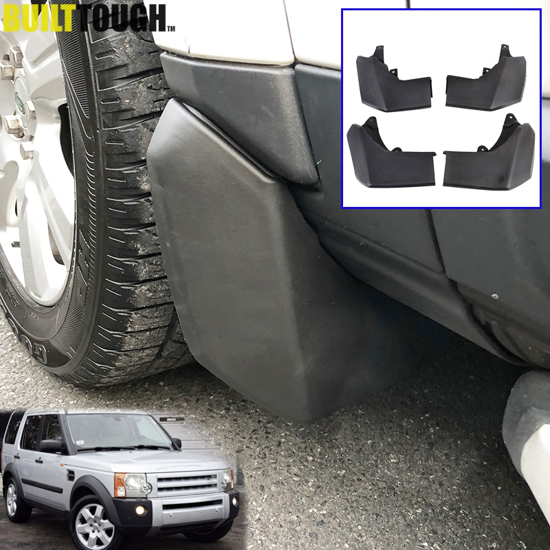 Accessories FIT FOR LAND ROVER DISCOVERY 3 2004 2005 2006 2007 2008 LR3 MUDFLAPS MUD FLAP SPLASH GUARD MUDGUARDS FENDER
