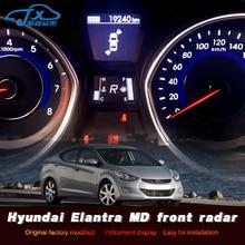 Встроенный зонд в передней части радара электронный глаз передний-установленный радар переоборудован для Elantra MD