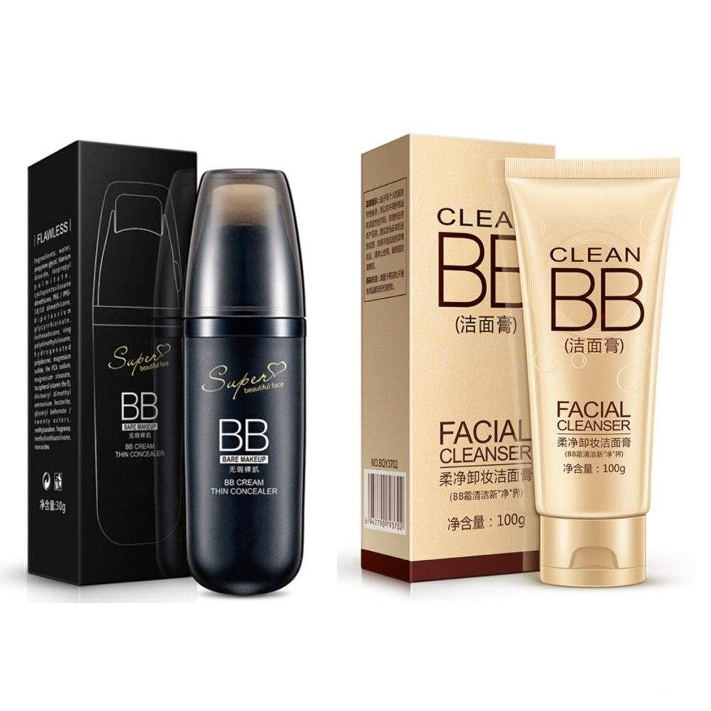Isolatie Concealer Hoge kwaliteit BB Cream make-up foundation en - Make-up