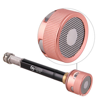 Sound Pickup for Cajon Drum African Box Acoustic Transducer Amplifier Rose Gold