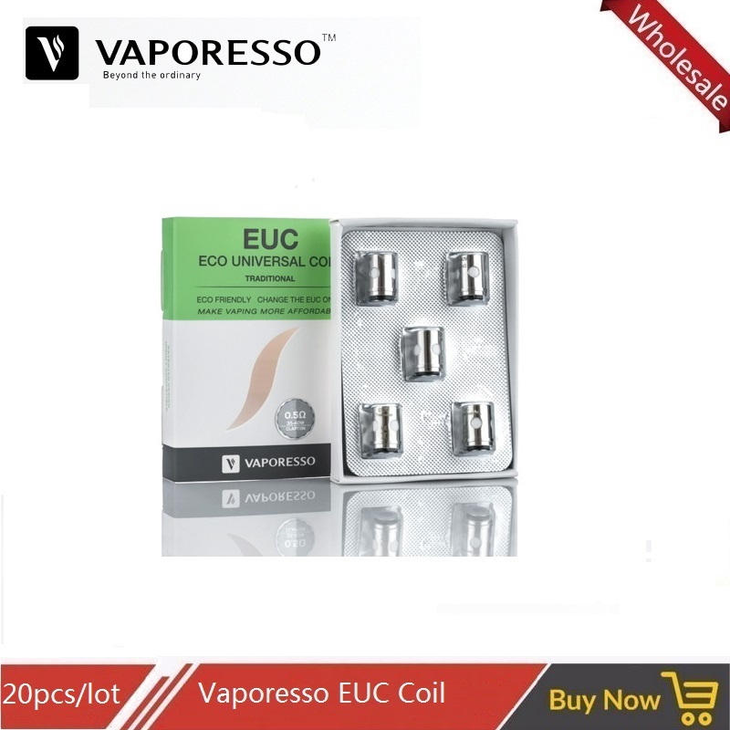 Original Vaporesso Ceramic EUC Coil 0 3ohm VS Traditional EUC for Tarot Nano Veco One VECO