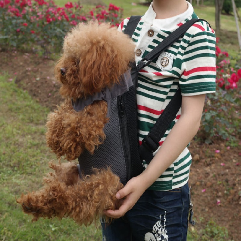 High Quality Pet Backpack Dog Bag Chest Pack Dog Carrier Legs Out ...