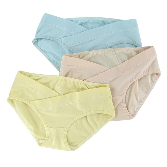 Women's Maternity Panties Soft Cotton Briefs
