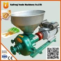 UDMJ 180 Erdnuss schleifmaschine/mais zerkleinerungsmaschine/reis fräsmaschine|peanut grinding machine|rice grinding machinenut grinding machine -