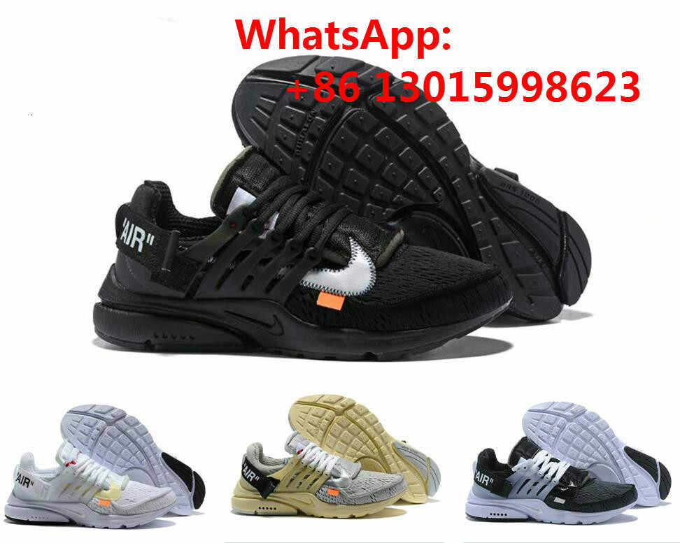 cheaper 7decb 2906d 2018 New Presto 5 Ultra BR QS Black White Yellow Red Running Shoes for airs  Prestos