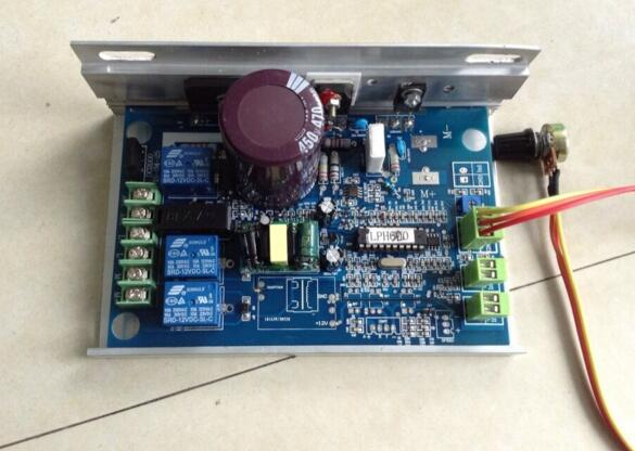 High power 220V DC 50W-2000w DC motor spindle motor speed controller board цена