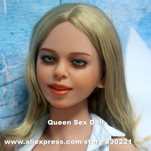 WMDOLL NEW Top quality silicone sex dolls head for japan real doll, real human dolls, love doll heads with tongue, oral sexy toy
