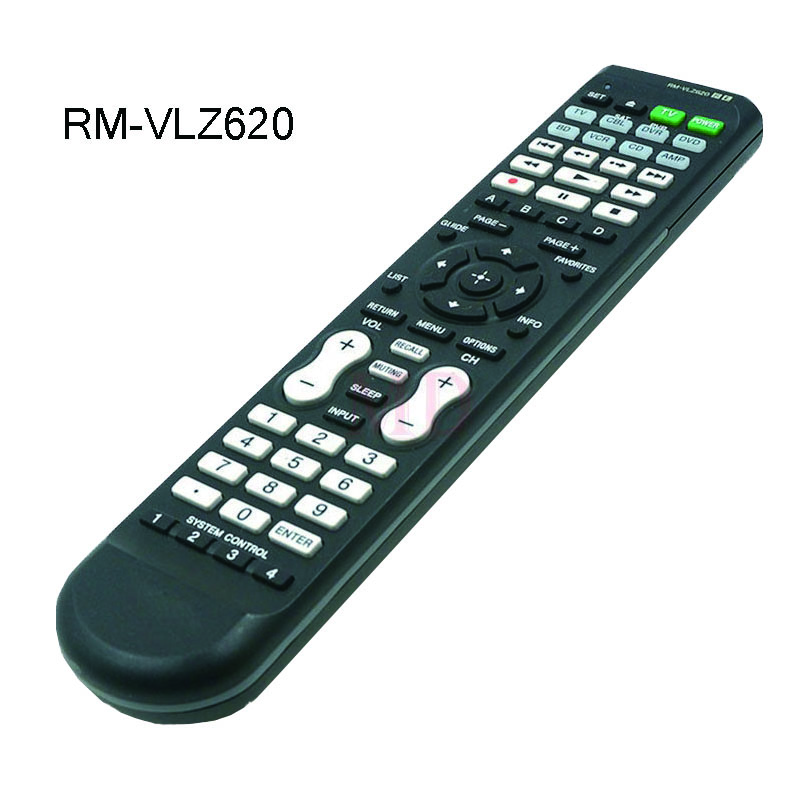 цены на For New Original sony remote RM-VLZ620 Sony learning remote control Programming remote control