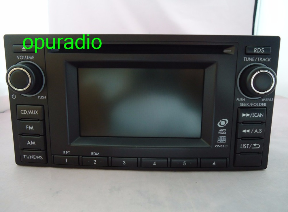 Brand New Clarion Single CD Player PF 3304B A 86201SC430