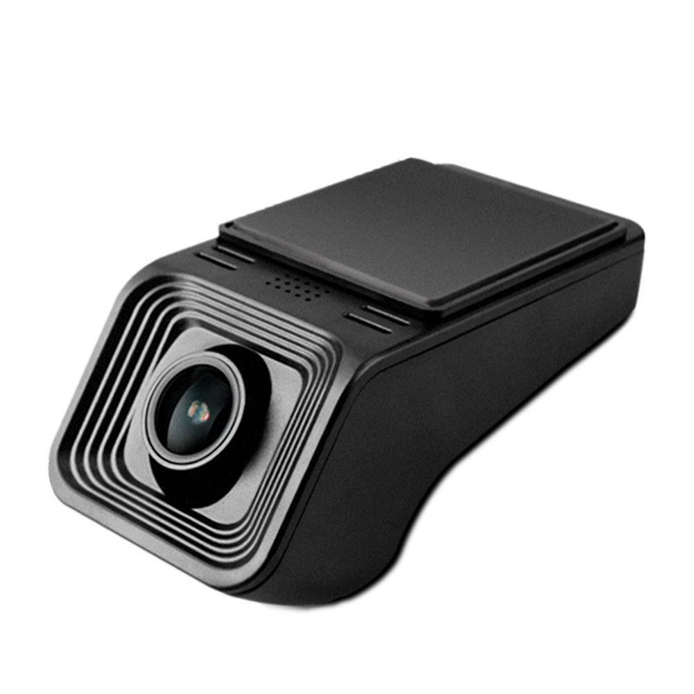 Night Vision Auto Driving Monitor Full Video Recorder Digital Wide Angle Car DVR Navigation Mini HD 1080P ADAS Dash Cam(China)