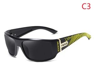 Image 5 - VIAHDA DESIGN Men Classic Polarized Sunglasses Male Sport Fishing Shades Eyewear UV400 Protection