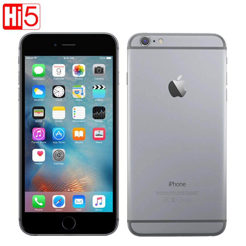 Original apple iphone 6s plus dual core 2gb ram 16 64 128gb rom 4 7 5