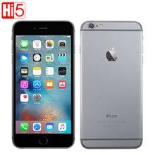 Оригинальный Apple iPhone 6 S Plus Dual Core 2 ГБ ОПЕРАТИВНОЙ ПАМЯТИ 16/64/128 ГБ ROM 4.7 «и 5.5» 12.0MP Камера 4 К Видео iOS 9 LTE бывших в Употреблении мобильных телефонов