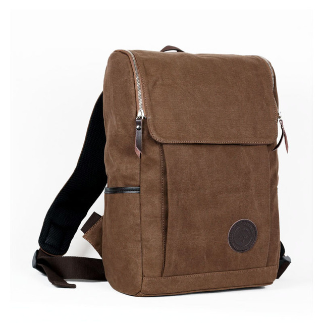 c9a3f3e09eef Fashion 2016 Casual Mens Backpack Thickened Multifunctional College Wind  Mens Hipster Backpack Canvas Bag For Men