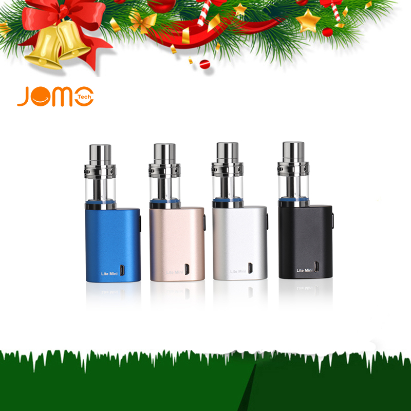 ¡Promoción! Original JomoTech ruso almacén E-cig Kit Lite Mini Mod Vape Lite 35 W E-Cigarrillos 0.5ohm electrónica cigarrillo