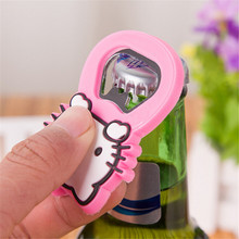 Cool silicone cartoon Beer Bottle openers