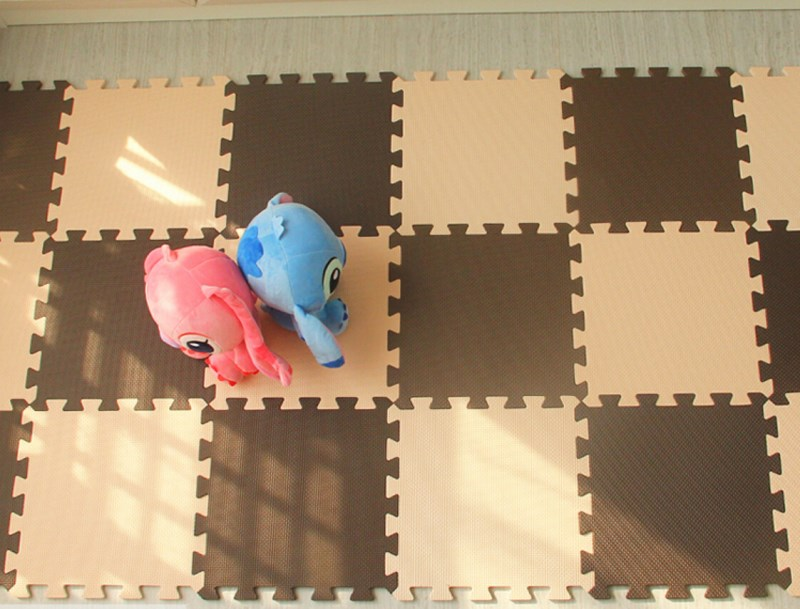 Foam Tegels Baby : Marjinaa baby eva foam play puzzel mat of lot grijpende