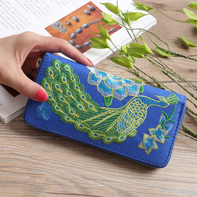 Women Bag Handbags Summer Cotton Clutch Embroidered Purse Phone Coin Tassel Small Floral Female Bolsa Casual Wallet Vintage Sale dachshund dog design girls small shoulder bags women creative casual clutch lattice cloth coin purse cute phone messenger bag