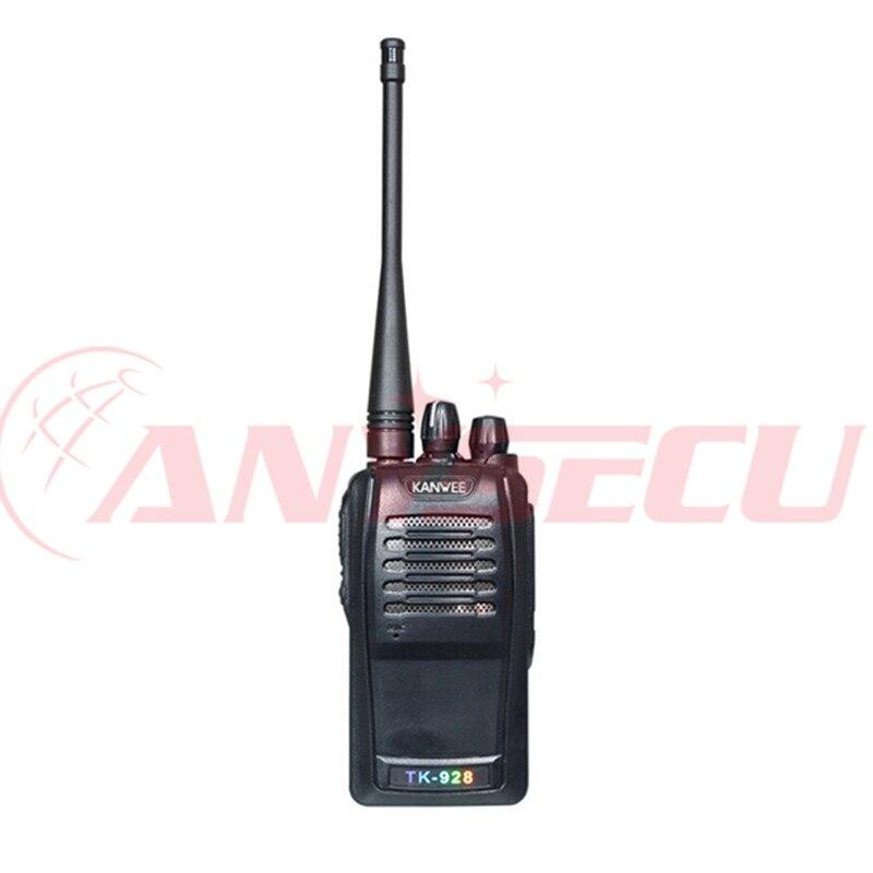 2019 talkie-walkie TYT TK-928 UHF: 400 ~ 470MHz 5W 16CH Radio bidirectionnelle livraison gratuite
