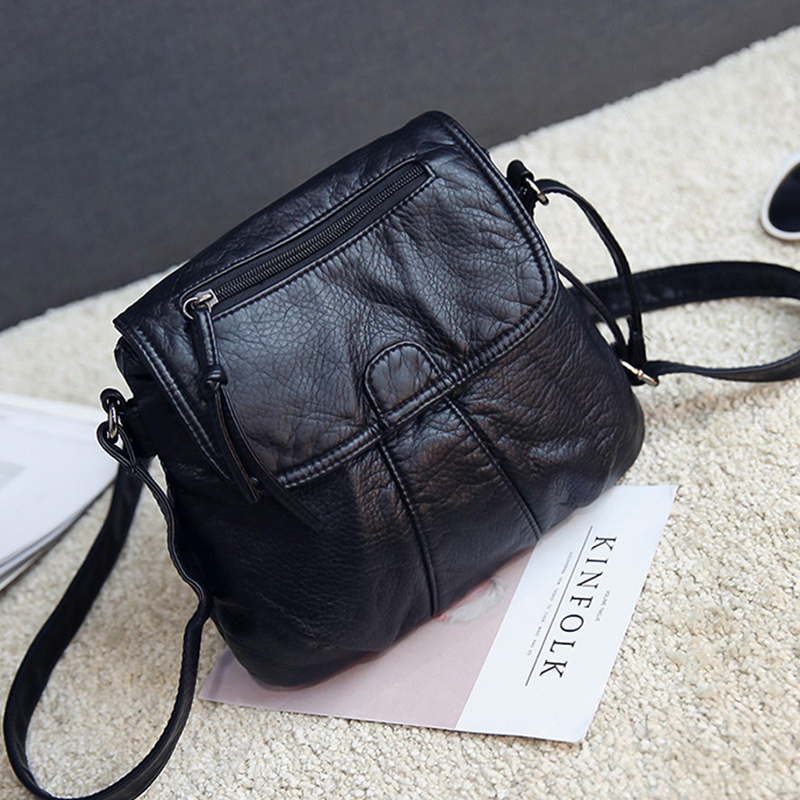 Vintage Small Crossbody Bags Women
