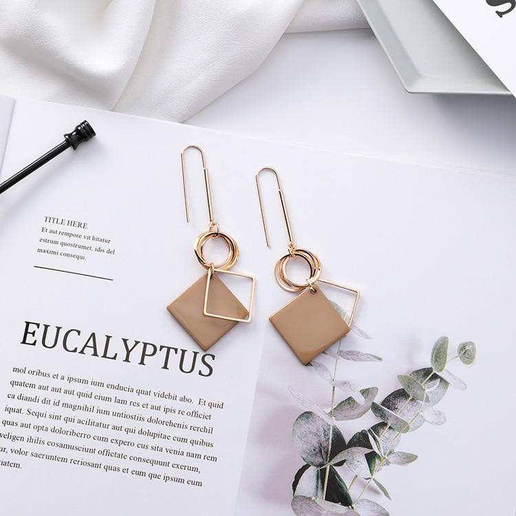 Long Hook Dangle Earrings for Women   4