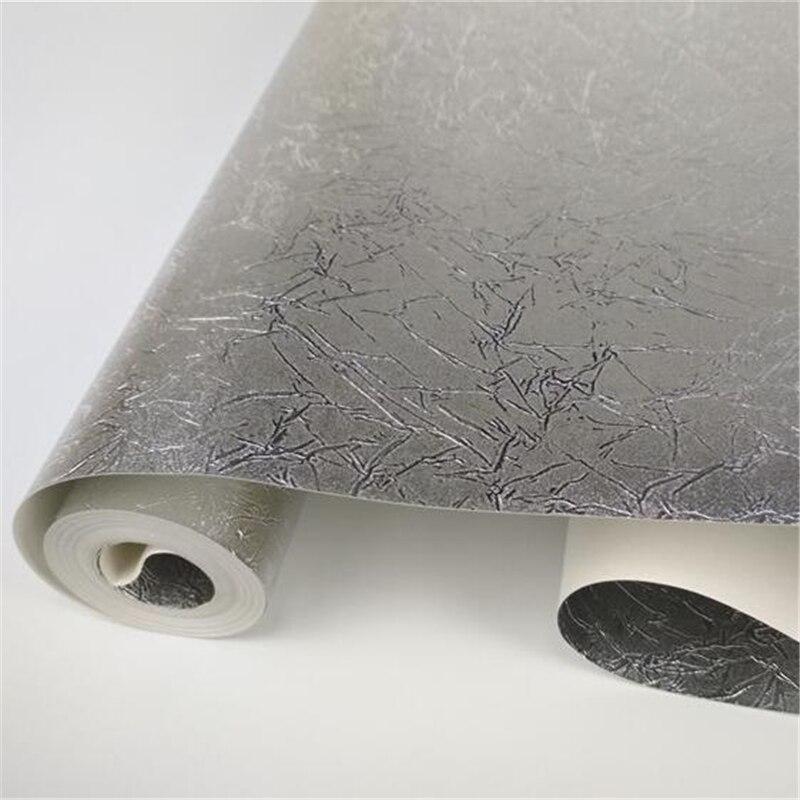 Beibehang papier peint feuille d'or haut de gamme or argent papier peint salon chambre hôtel dessin KTV plafond fond papier peint - 4