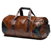Motorbike luggage bag, fitness training handbags, men's travelling bags, large capacity single shoulder slanting for motorcycle