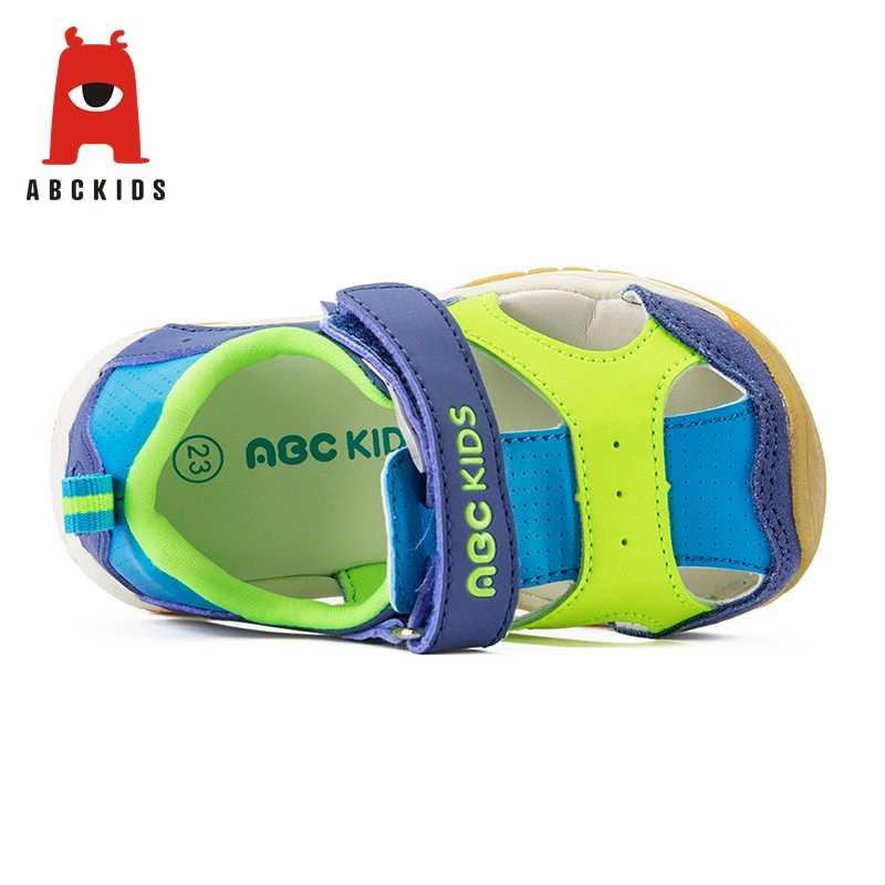 ABC เด็กทารกรองเท้าแตะฤดูร้อนรองเท้าชายหาดรองเท้าเด็กรองเท้าแตะเด็กแฟชั่นรองเท้าแตะ