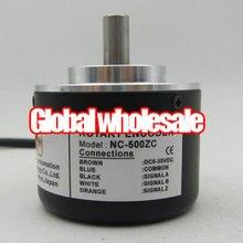 1 cái NC 500ZC encoder/rotary mã hóa cho NATEC/500 dòng máy ép phun encoder/đường kính 8 mét