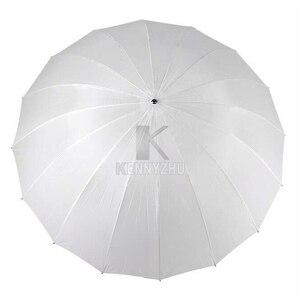 """Image 3 - Godox Photo Studio 60 """" / 150cm 75"""" / 185cm grand parapluie translucide blanc doux pour Flash lumière stroboscopique photographie"""